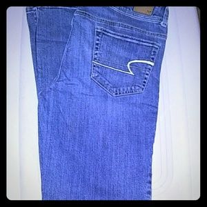 Size 12 American Eagle boot cut jeans